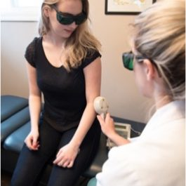 laser therapy for the spine