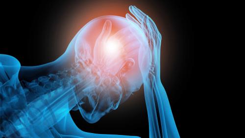 concussion patient scan