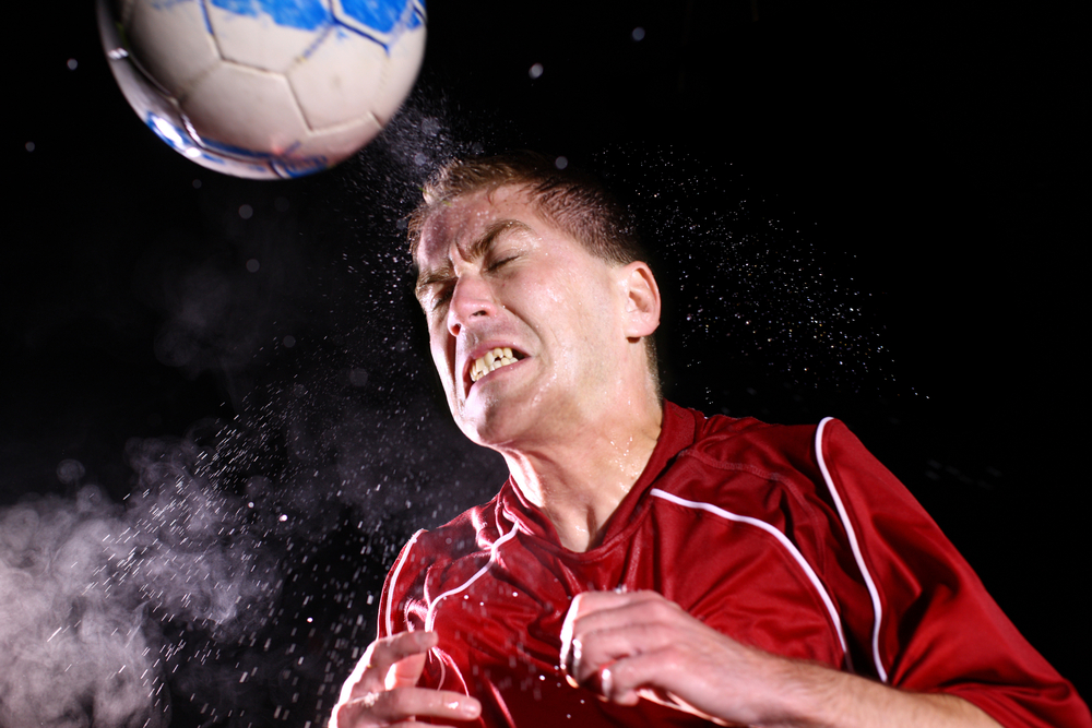 soccer players can get micro concussions
