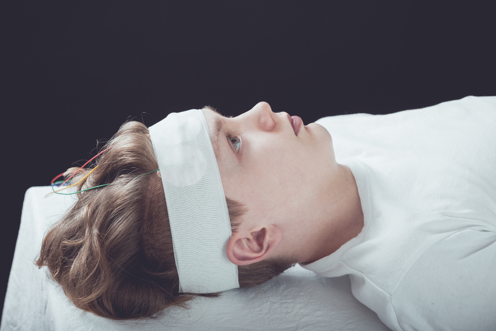 patient at ottawa concussion clinic