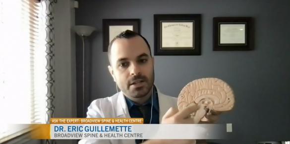 Dr. Guillemette on CTV Ottawa Morning Live