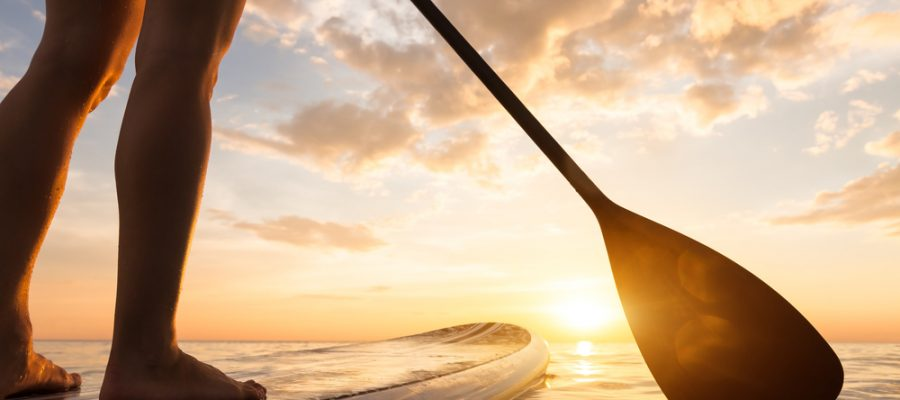 stand up paddle with vestibular disorder